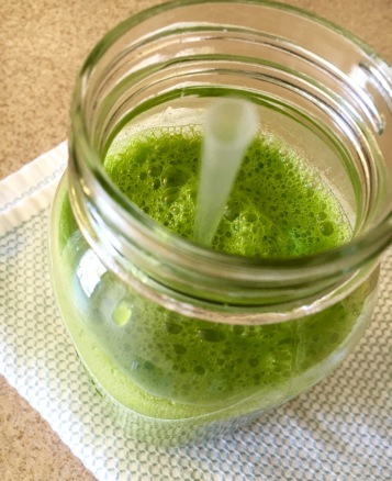 green shake 2