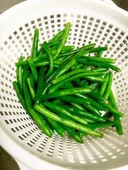 Green beans
