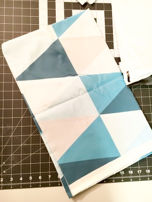 Triangle fabric