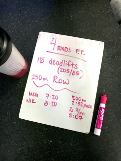 Friday workout2